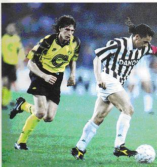 baggio dortmund 1993