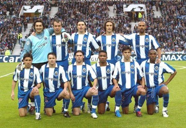 Esquadrão Imortal – Porto 2002-2004
