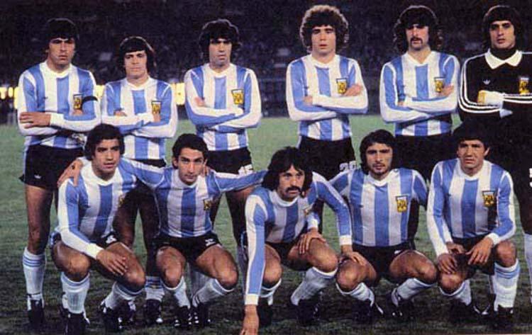 Argentina Campeã 1978