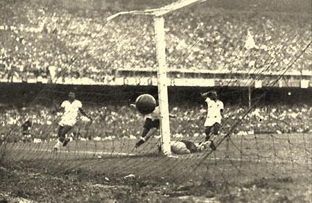 Jogos Eternos – Brasil 1×2 Uruguai 1950