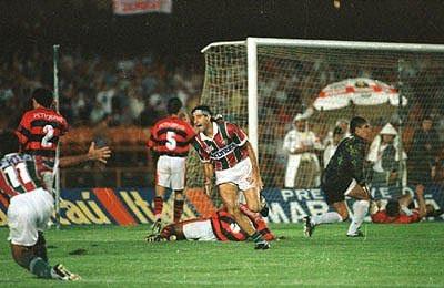 Jogos Eternos – Flamengo 2×3 Fluminense 1995