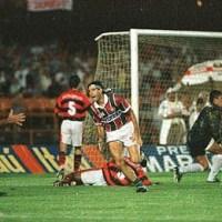 Jogos Eternos – Flamengo 2x3 Fluminense 1995