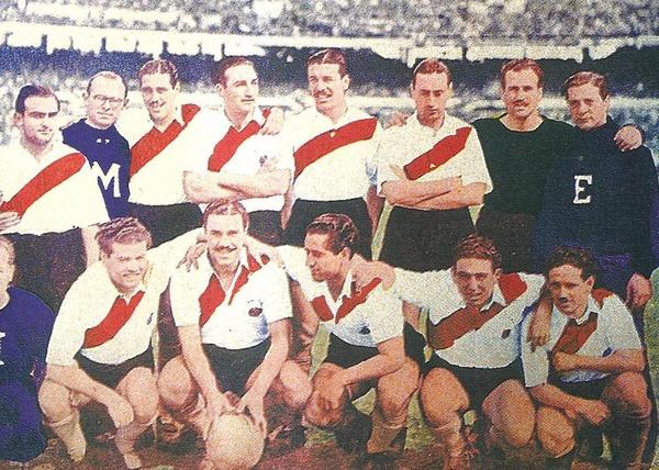 Esquadrão Imortal – River Plate 1941-1947