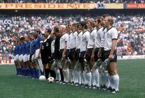 Jogos Eternos – Itália 4×3 Alemanha 1970