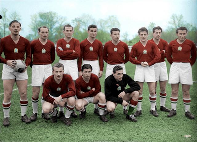 b1b01cd132 Seleções Imortais – Hungria 1950-1954 - Imortais do Futebol