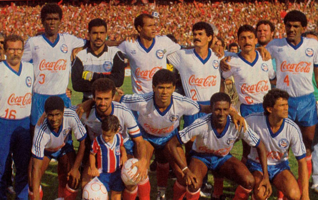 Esquadrão Imortal – Bahia 1988