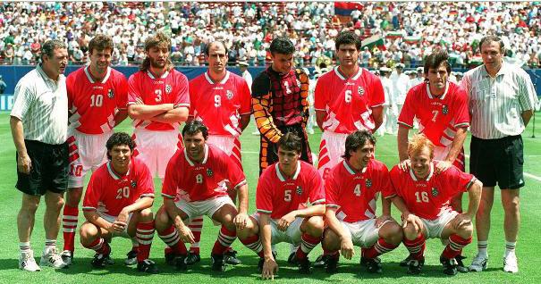 Bulgaria 1994HOME