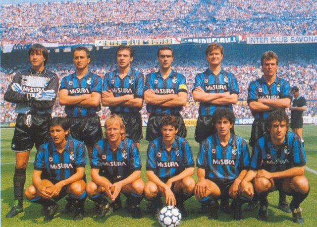 Esquadrão Imortal – Internazionale 1988-1991