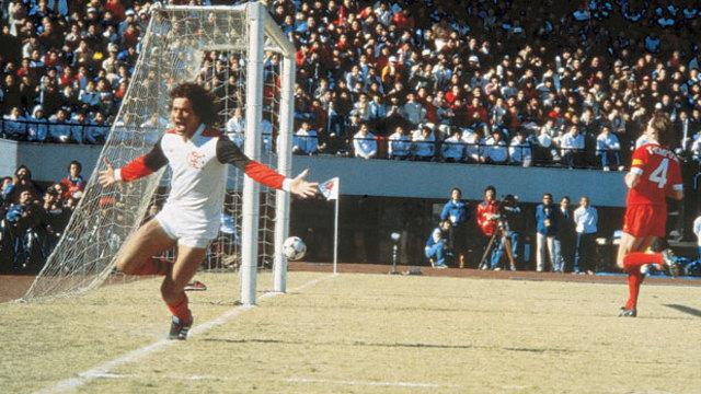 Jogos Eternos – Flamengo 3×0 Liverpool 1981