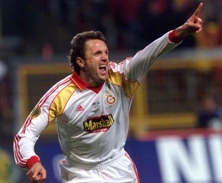 Gheorghe Popescu: romeno brilhou na Turquia.