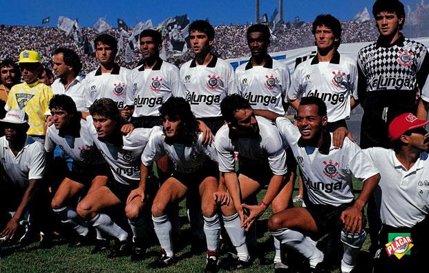 Esquadrão Imortal – Corinthians 1990