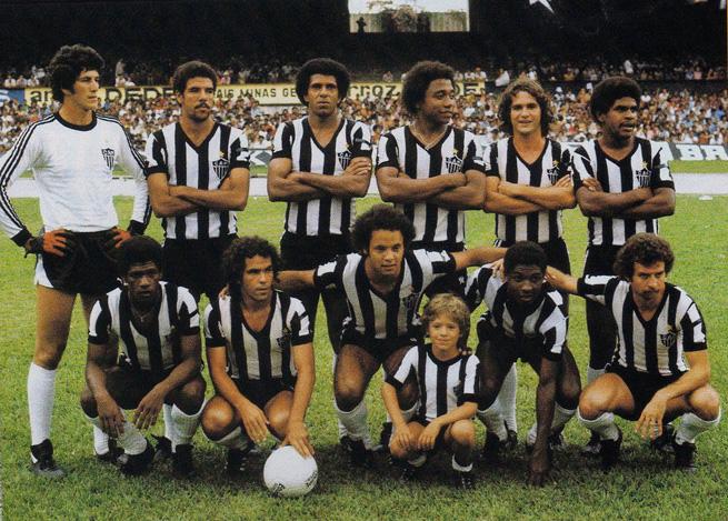 Atlético Mineiro - Campeão Mineiro (78)