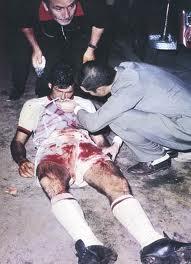 Combin: o retrato da brutalidade argentina naquela final de 1969.