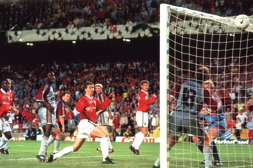 Jogos Eternos – Manchester United 2x1 Bayern München 1999