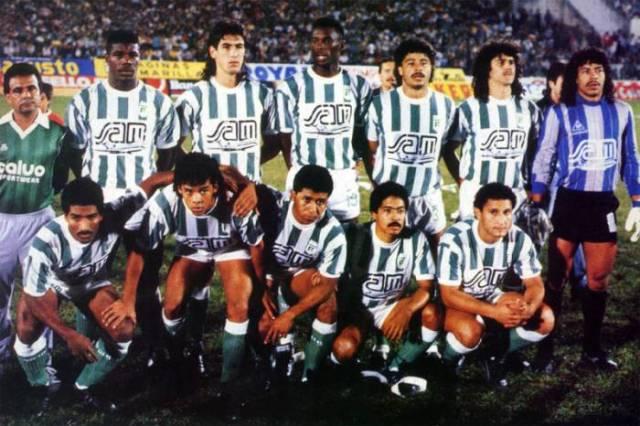 Esquadrão Imortal – Atlético Nacional 1989-1991