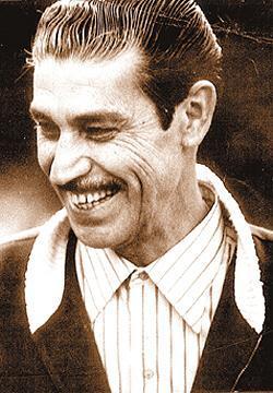 Oswaldo Brandão, um dos maiores treinadores da história do futebol brasileiro.