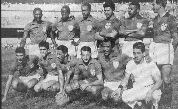 campeã de 1952HOME