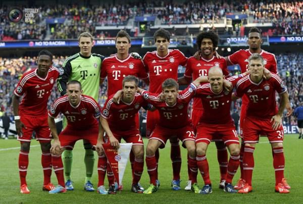 Esquadrão Imortal – Bayern München 2011-2013 - Imortais do Futebol 3cd86e3592913