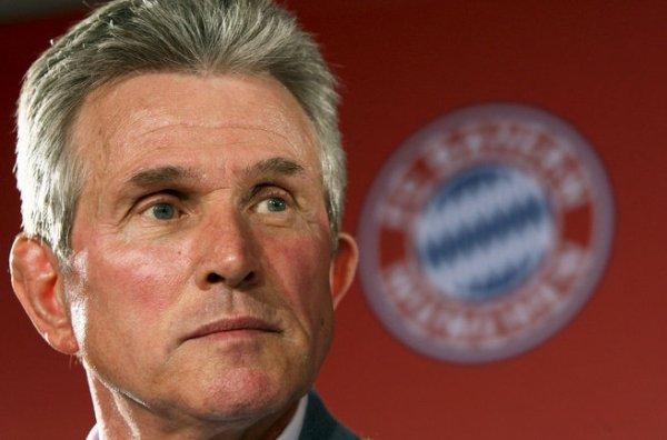 Jupp Heynches: mesmo com os vices, o treinador ainda faria história na Baviera.