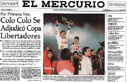Colo-Colo-1991-Portada-El-Mercurio