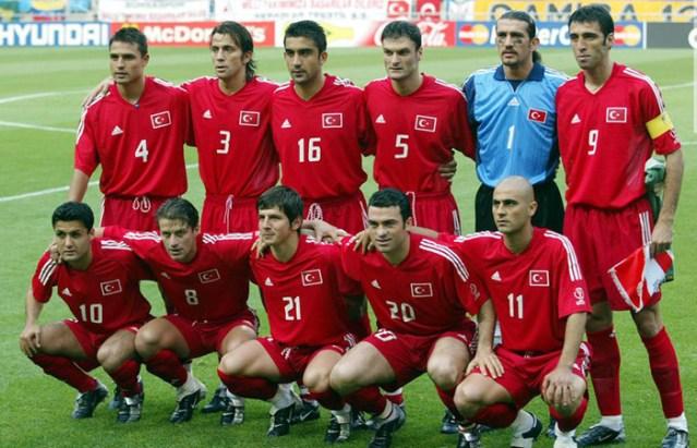 Seleções Imortais – Turquia 2002-2003