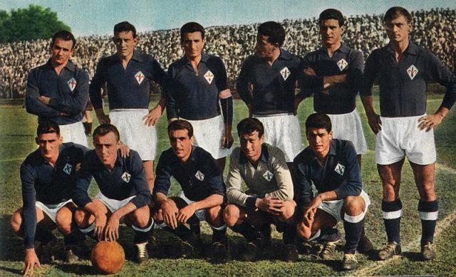 Esquadrão Imortal – Fiorentina 1953-1962