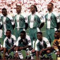 Seleções Imortais – Nigéria 1994-1998