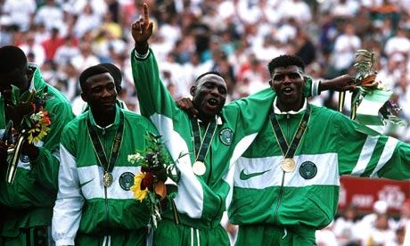 Nigeria Olympic Gold 1996