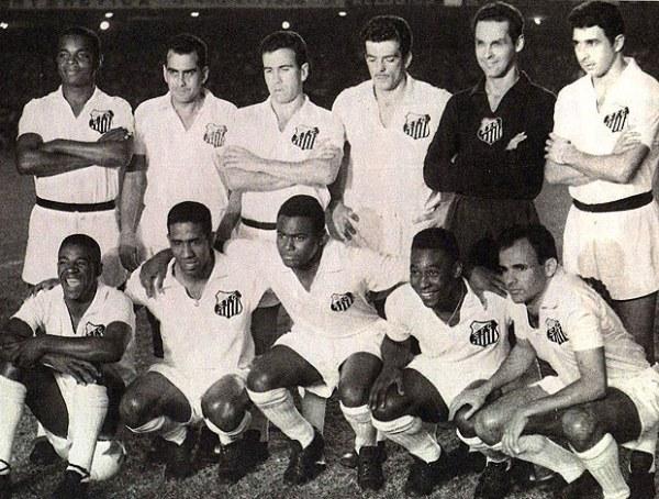 No Santos de Pelé, Gylmar não se cansou de conquistar títulos históricos.