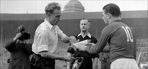Jogos Eternos – Inglaterra 3×6 Hungria 1953