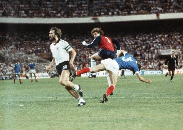 Jogos Eternos – Alemanha 3×3 França 1982