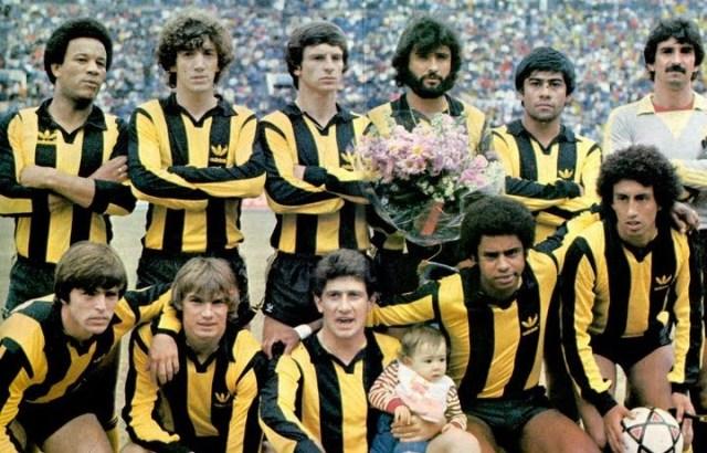 Esquadrão Imortal – Peñarol 1981-1983