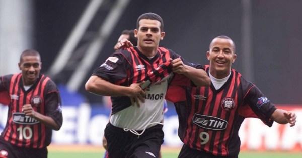 Kléberson, Ilan e Alex Mineiro.