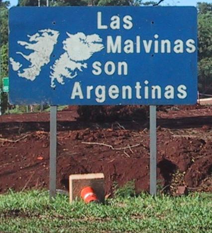 As famigeradas Malvinas são a causa da rivalidade histórica entre argentinos e ingleses.