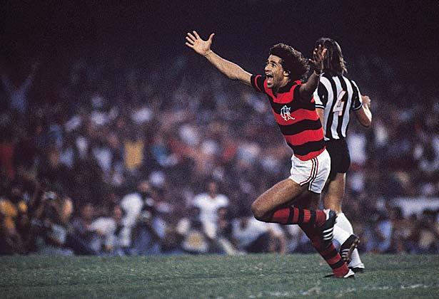 Jogos Eternos – Flamengo 3×2 Atlético-MG 1980