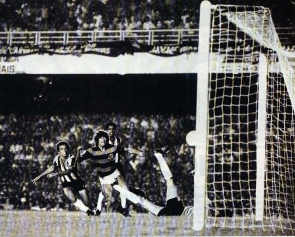 Gol de Nunus 1980