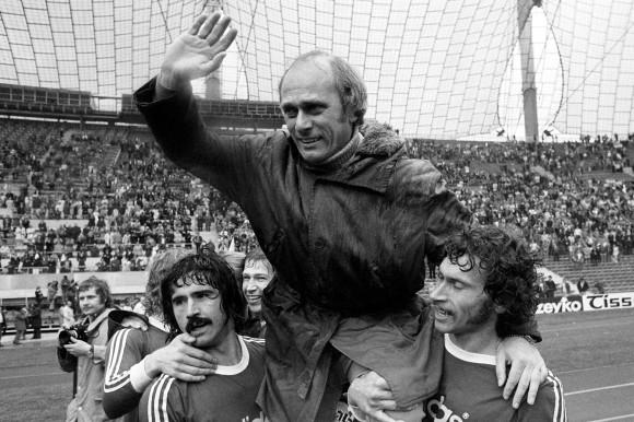 Soccer-1974-German-Champion-FC-Bayern-Munich