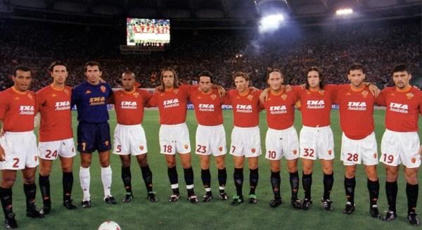AS Roma 2000-01