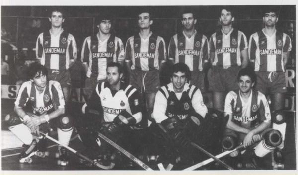 Além do futebol, o Porto começaria a esbanjar sucesso também em outros esportes, como o hóquei em patins.