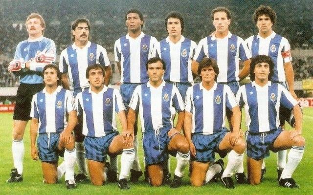 Esquadrão Imortal – Porto 1984-1988