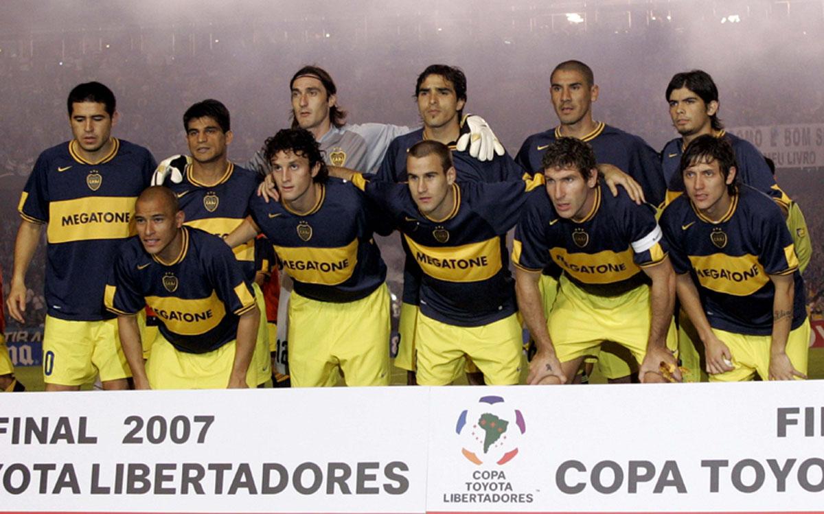 Esquadrão Imortal – Boca Juniors 2004-2007