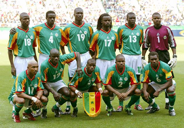 Seleções Imortais – Senegal 2002