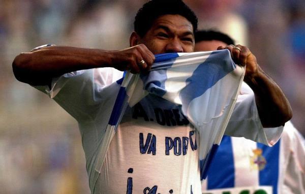 Donato vibra: Deportivo campeão!