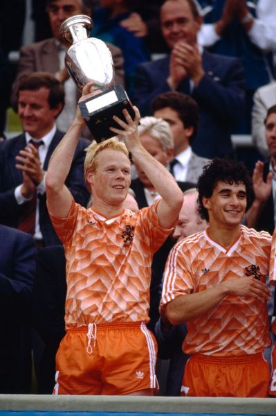 The Dutch win something in Euro 88