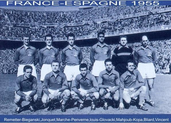 france spain1955