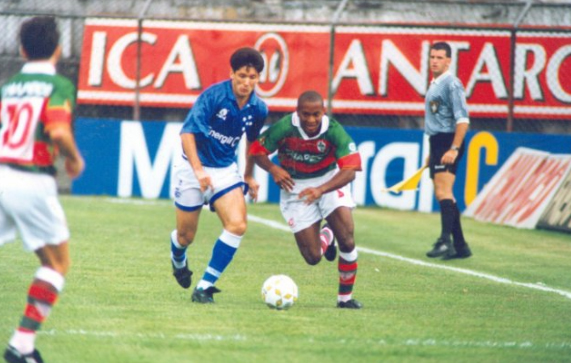 Esquadrão Imortal – Portuguesa 1996 - Imortais do Futebol 77c6e0a711394