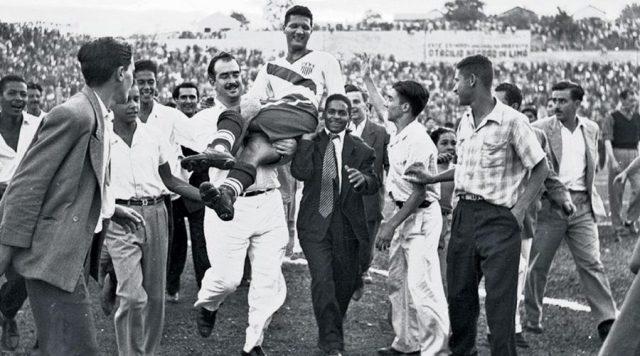 Jogos Eternos – EUA 1×0 Inglaterra 1950