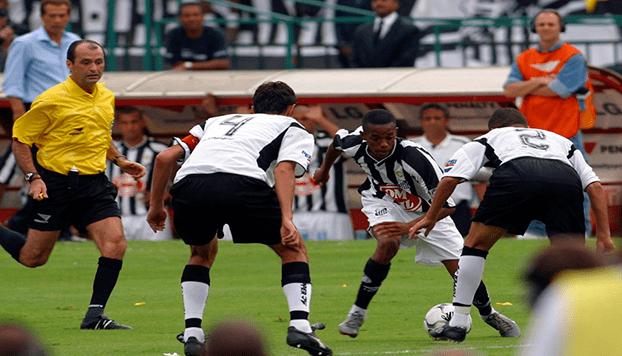 Jogos Eternos – Corinthians 2×3 Santos 2002
