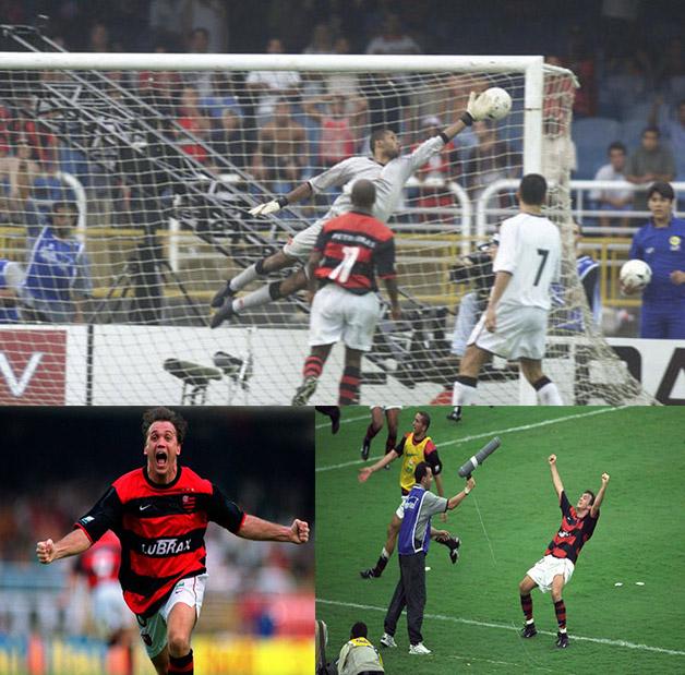 Jogos Eternos – Vasco 1×3 Flamengo 2001