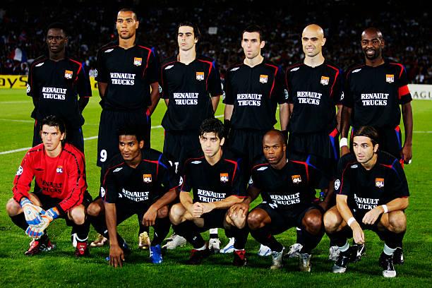 Esquadrão Imortal – Lyon 2000-2008